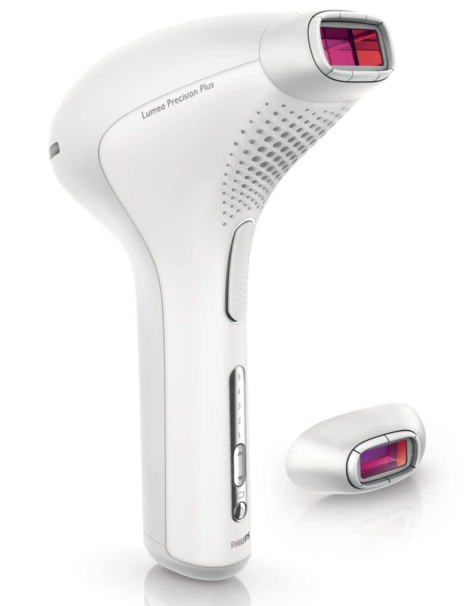 """<strong>HÅRFRI jämt</strong><br>METOD - IPL<br>""""IPL hair removal system"""" från Philips Lumea är ett sladdlöst system som hindrar återväxt av håret, 5 999 kronor."""