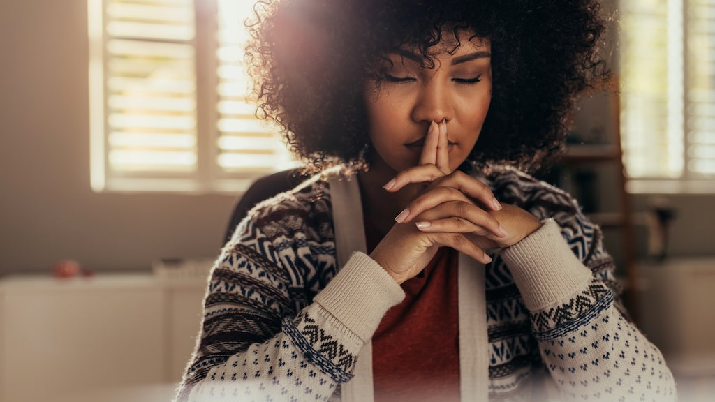 Lär dig hantera och reagera på din ångest på ett bra sätt.