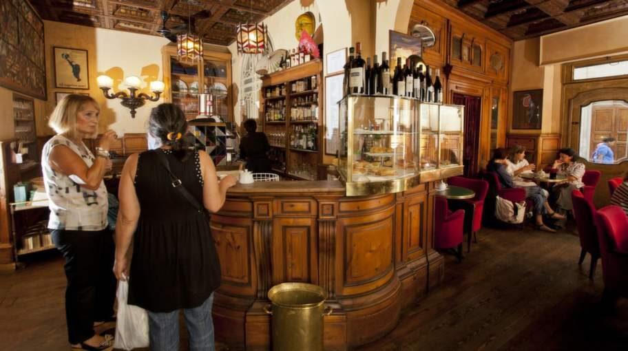 Enligt många är Il Cibréo en av Florens bästa restauranger.