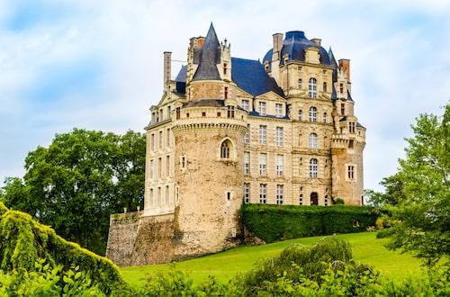 Chateau de Brissac.