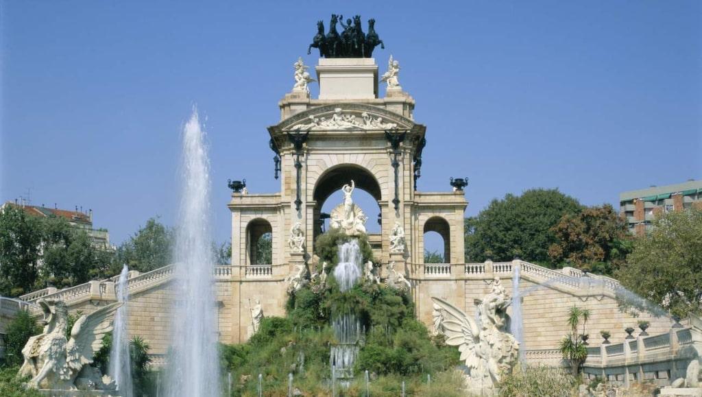 Parc de la Ciutadella, ofta förbisedd.