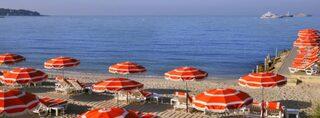 Här bor du strandnära på snofsiga Rivieran   Fråga RES