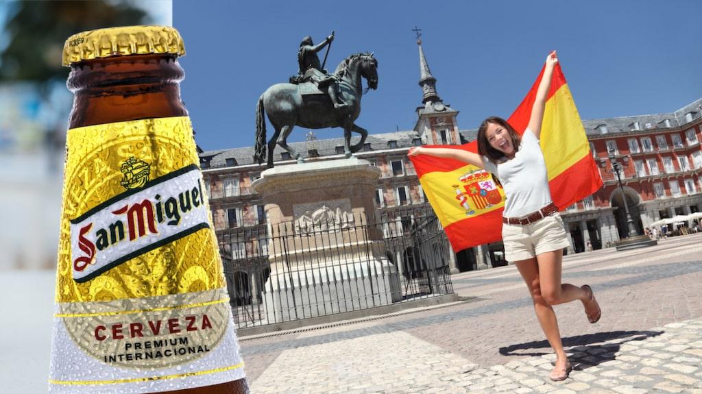 Kolla dina kunskaper om spansk öl.