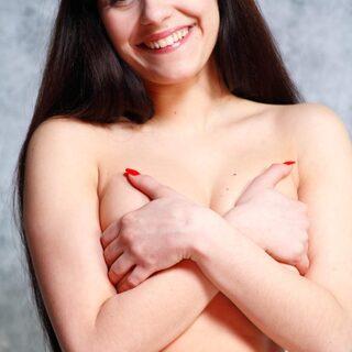 ont på bröstvårtan