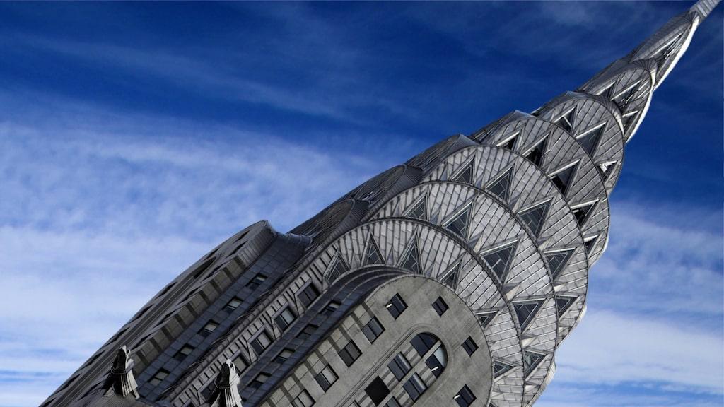 Delar av tornet på Chrysler Building i New York kan komma att göras om till hotell, enligt de nya ägarna.