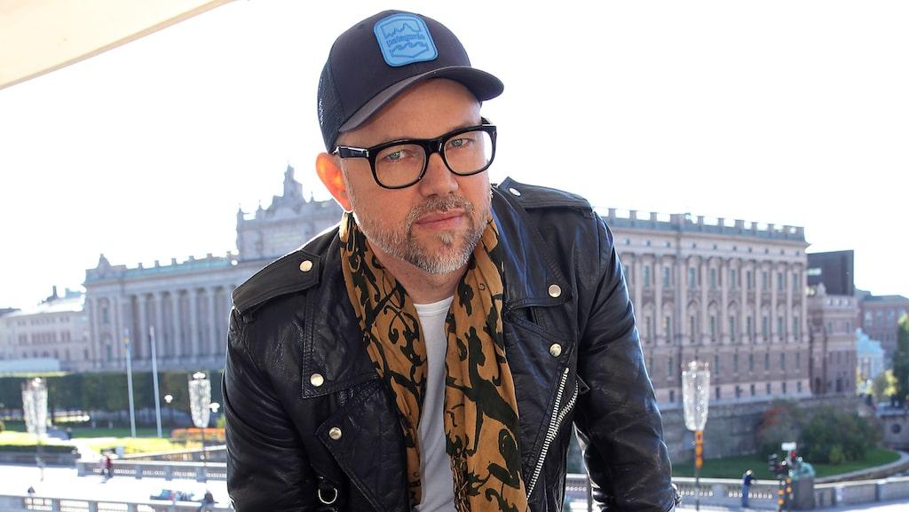 Konstnärsälskare. Thomas Andersson Wij började köpa konst redan som 19-åring.