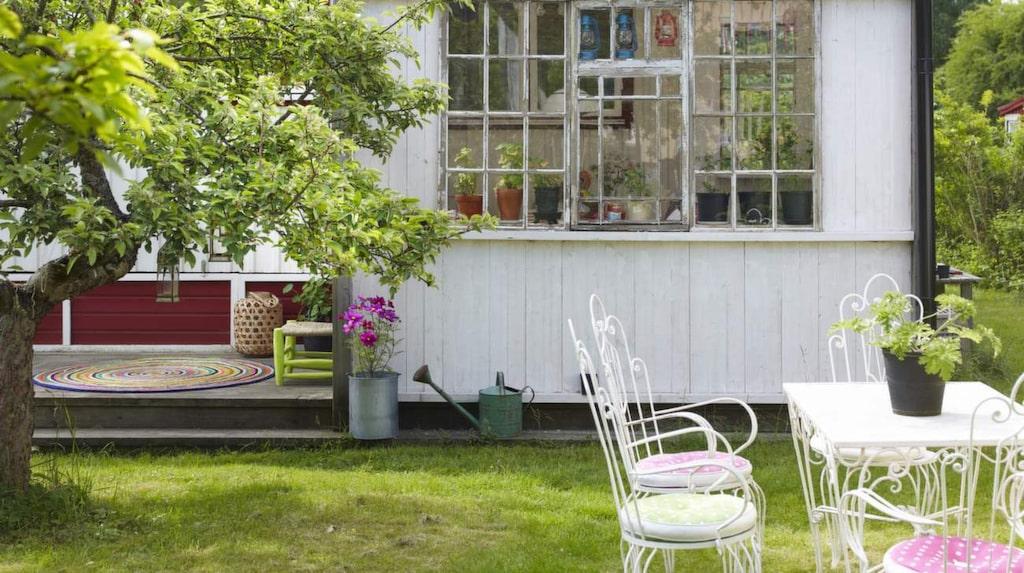 Bygg ett inglasat uterum och förläng sommaren.
