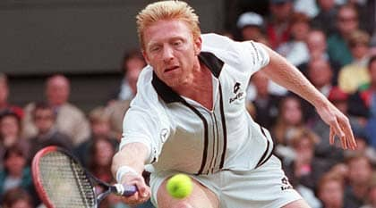 Boris becker blir pokerproffs
