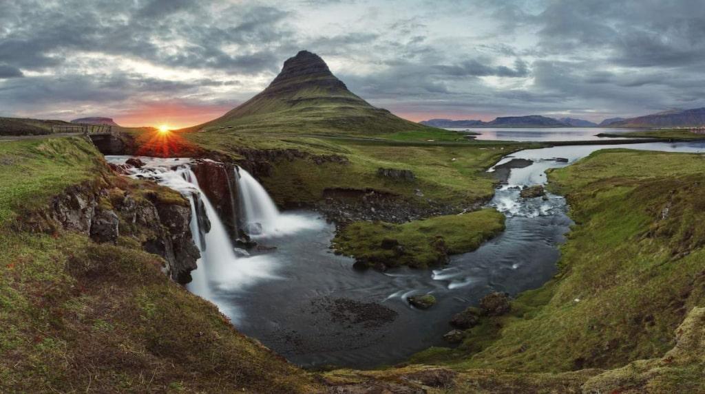 Island – världens andra mest äventyrliga land.