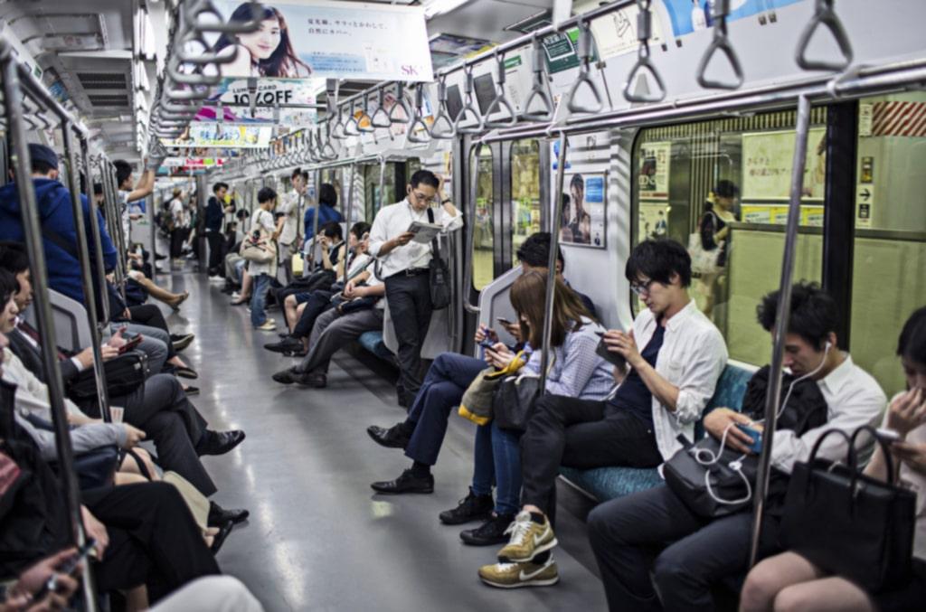 <p>Bästa sättet att ta sig fram i Tokyo är med tunnelbanan.<br></p>