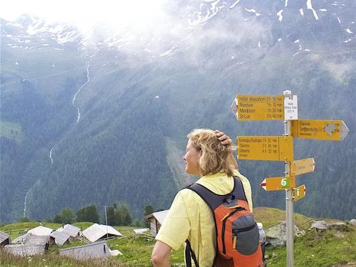 Vandringen går tvärs över Alperna via Österrike och har 28 dagsetapper.