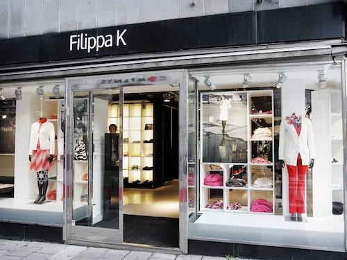 Filippa K säljer enkla men stilig plagg.