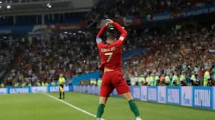 Ronaldo raddade real madrid