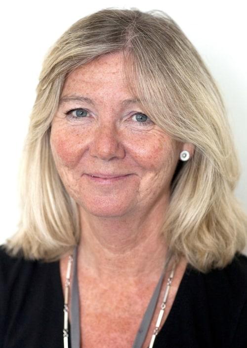 Lena Marions, gynekolog och forskare.