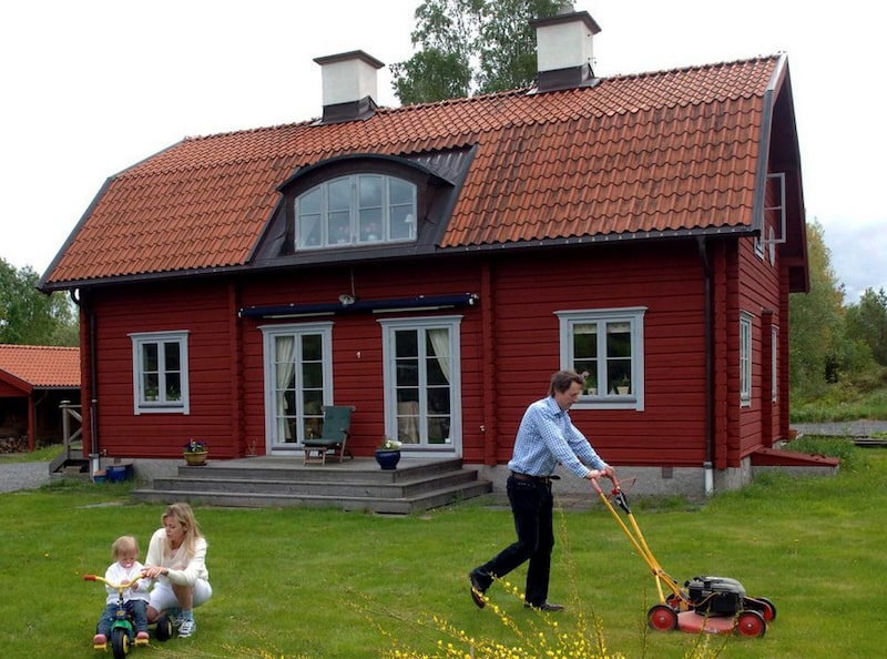 Värt att vårda. Enligt en undersökning från Husqvarna kan en prydlig trädgård öka värdet på ditt hus med upp till 13 procent.