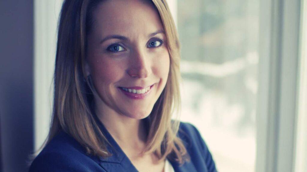 <p>Psykologen och KBT-terapeuten Anna Bennich Karlstedt.</p>