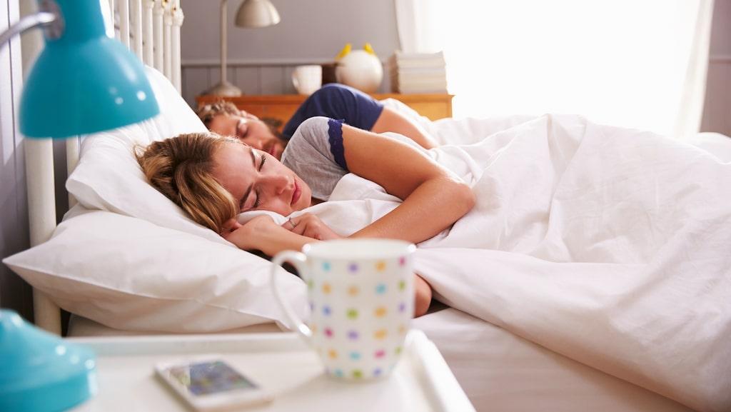 Rensa bort störande sakerna och rädda sömnen!