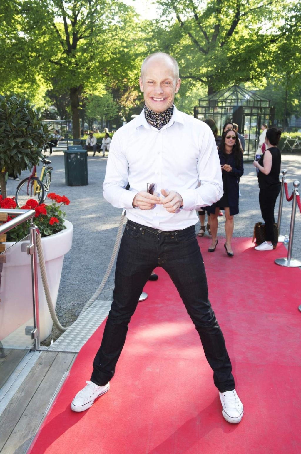 <p>Mälarpaviljonen på Norrmälarstrand är en av dansaren Tobias Karlssons favoriter.<br></p>