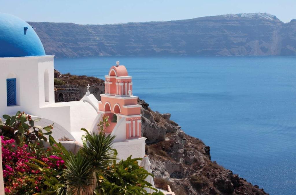 <p>Celebrity Cruises bjuder på grekiska ö-drömmar.</p>