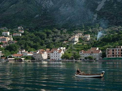 Kotor ser ut som en dramatisk blandning mellan Norge och Medelhavet.