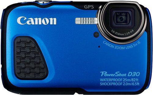 Canon Power Shot D30.