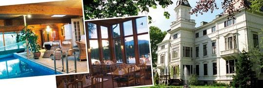 Budegetlyx. Är det ett slott? Nej, ett vandrarhem! På träslottet Wendelsberg utanför Göteborg bor du slottsliknande till mycket billigare pris.