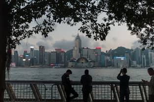 koppla upp apps Hong Kong