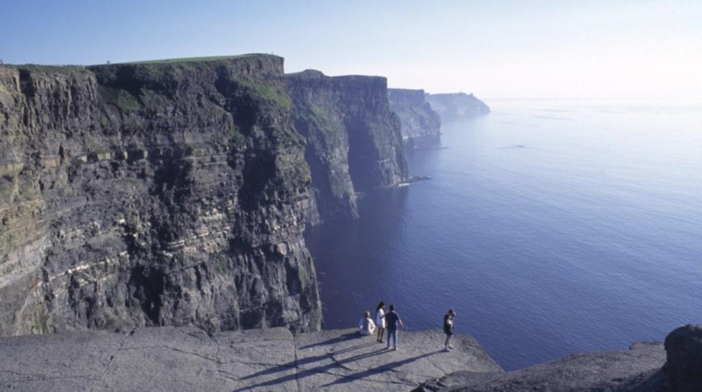 <p>Irland är otroligt vackert för bilsemester.</p>