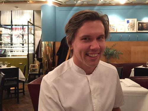 Finnairs nya kock Tommy Myllymäki har arbetat på flera topprestauranger.