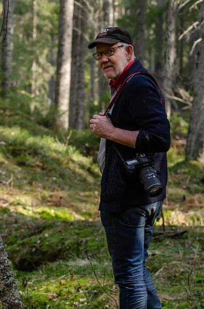 Alf Pallin, årets svampkonsulent, tipsar oss om hur man hittar den eftertraktade svampen.