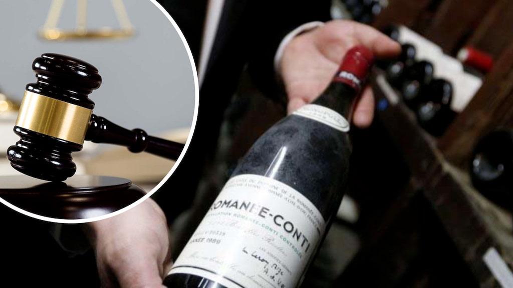 Hösten 2018 såldes en Romanee-Conti från 1945 för 5 miljoner. Tidigare hölls rekordet av en flaska Mouton-Rothschild som 2007 såldes på auktion för 2 784 000 kronor.