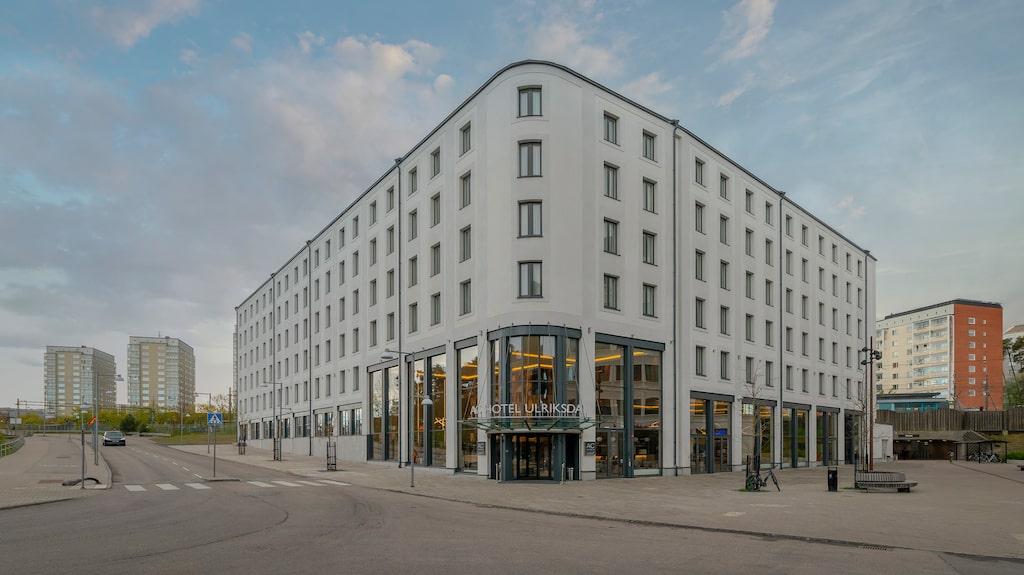 AC by Marriott Stockholm Ulriksdal ligger bara tio minuter från Stockholms Central.