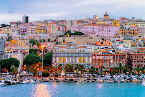 Cagliari.