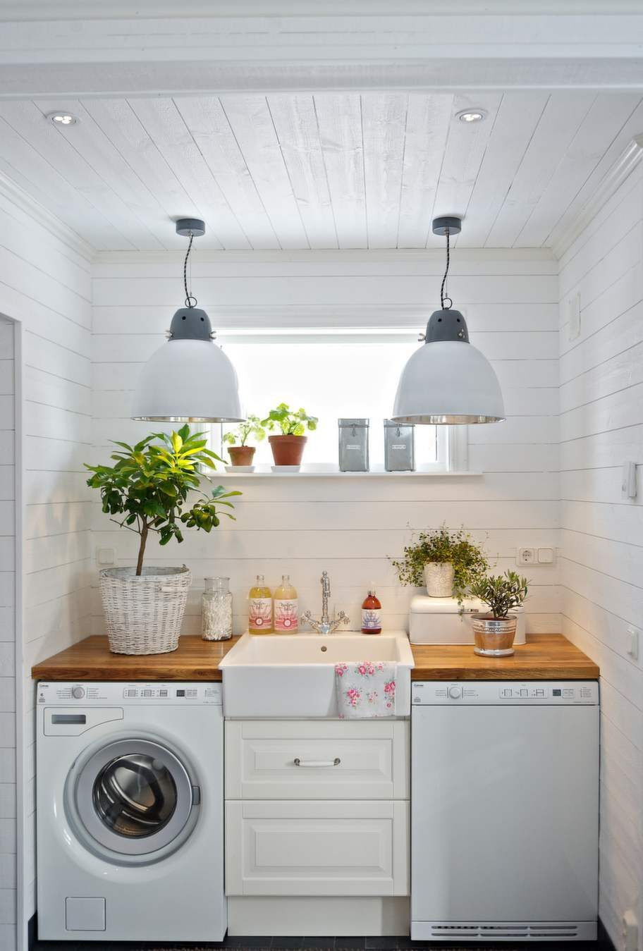Satsa på energisnåla vitvaror, så kan du spara mycket energi när du tvättar.