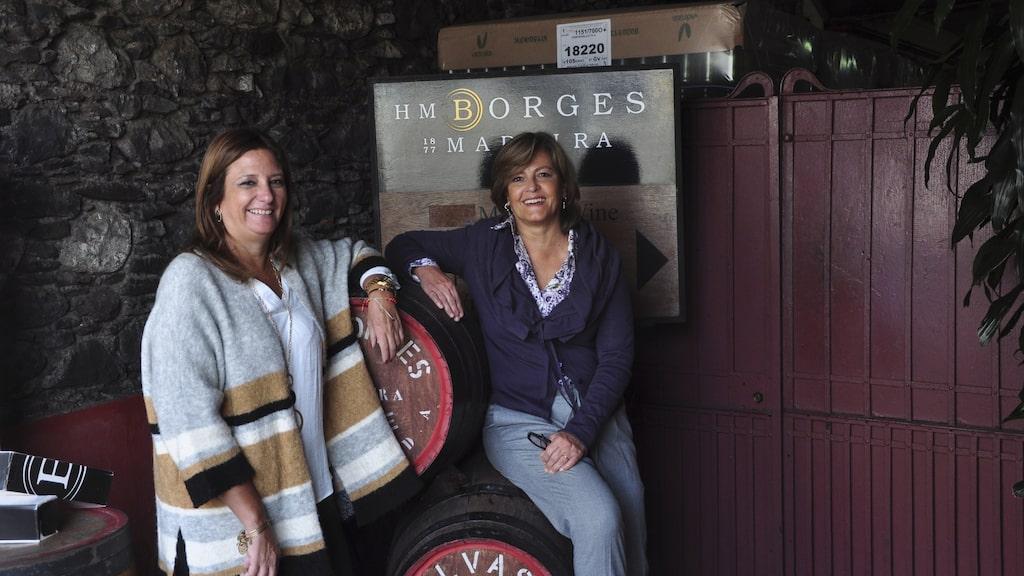 Isabel Borges och de flesta andra på de berömda madeirahusen har sedan länge insett att storhetstiden är över – den tid då var och varannan person i Europa drack madeira.