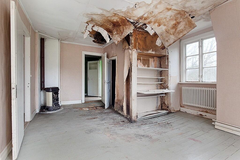 I dag är skolan i behov av omfattande renovering.