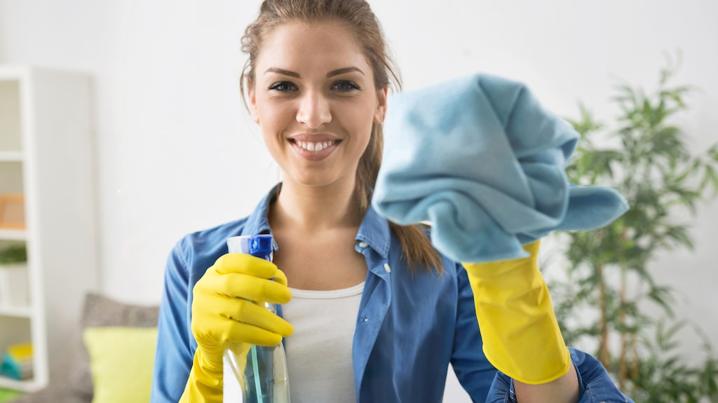 De flesta bakterier är inte farliga, utan tvärtom nödvändiga. Men vissa bakterier är bra att städa bort för att undvika att bli sjuk.