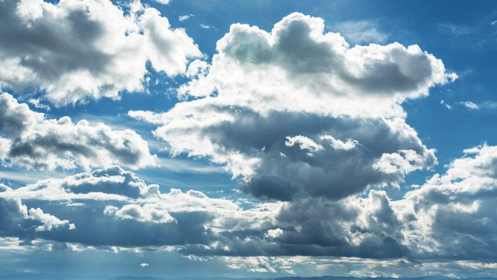 Visste du att du enkelt kan lära dig tyda molnen så du vet vad för väder det kommer att bli?