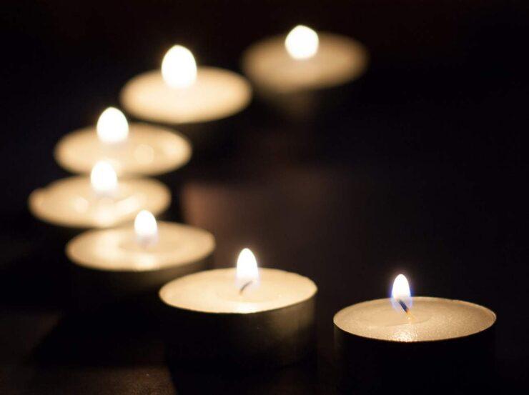 Värmeljus med 100 procent stearin, sojavax eller bivax är giftfria.