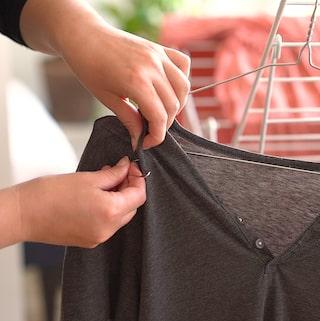 Så får du bort statisk elektricitet från dina kläder