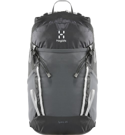 Spira är en ryggsäck som kombinerar låg vikt och bra kvalitet till ett överkomligt pris.