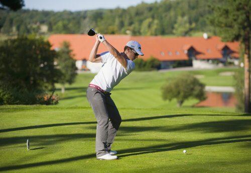 Frösåker Golf & Country Club.