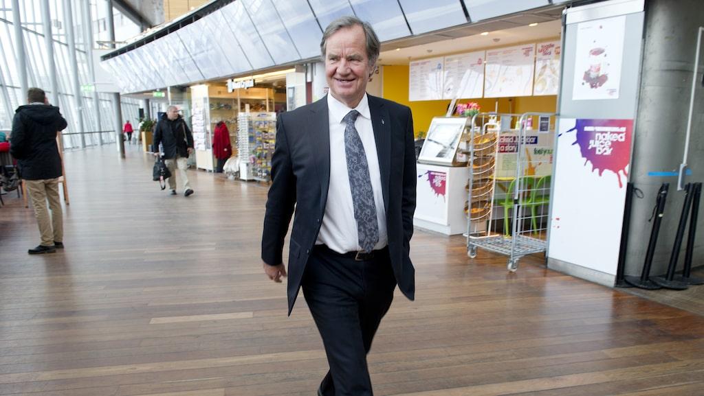 Regeringens flygskatt har fått kritik av bland andra Norwegians vd Björn Kjos.