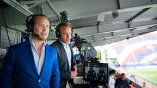 Jesper Hussfelt och expertkollegan Anders Andersson. Foto  JOHANNA LUNDBERG    BILDBYRÅN bef214bc3207f