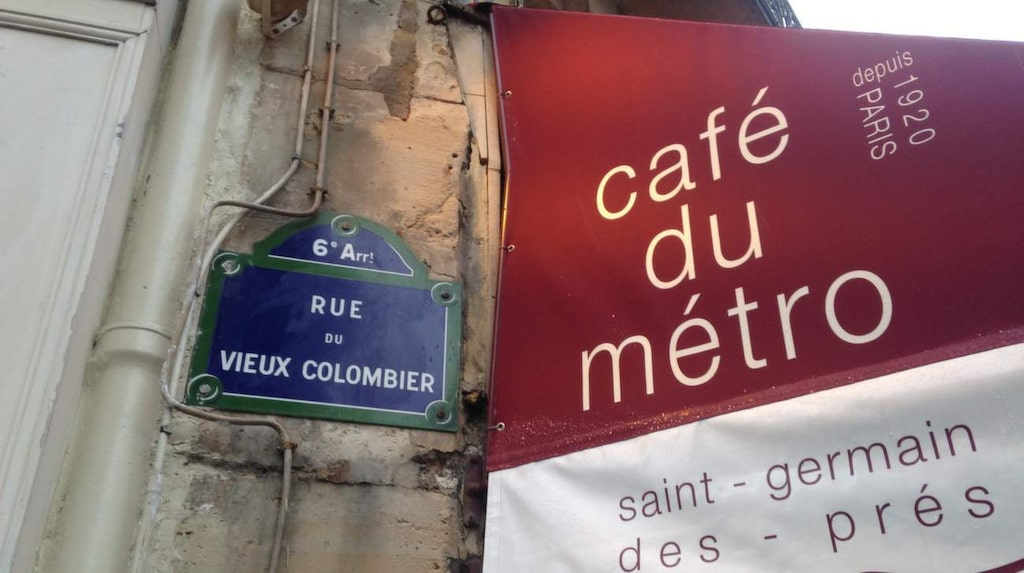 Här hamnar de flesta Parisbesökare, förr eller senare.