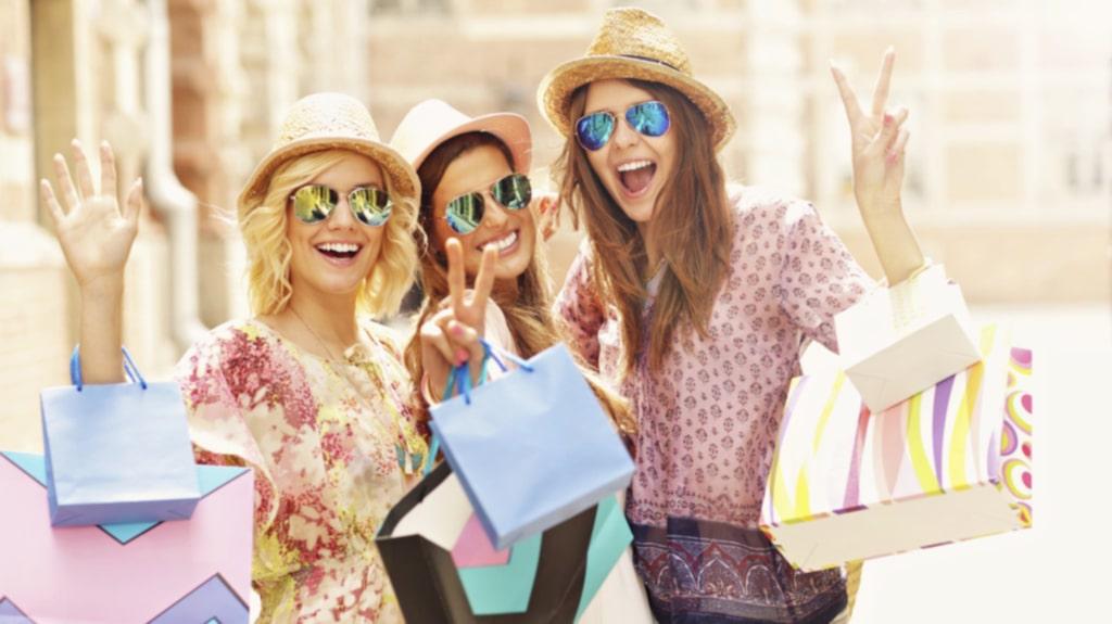 Vad vore en resa utan shopping? Och världens bästa stad för att göra detta i är...