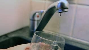 Pojklag forgiftade av vatten