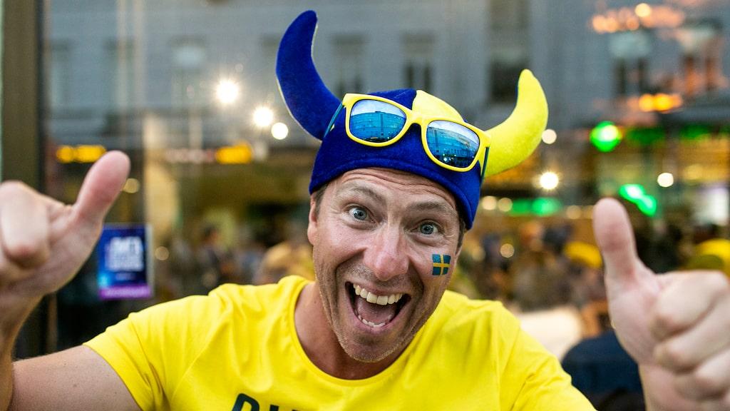 Sverige är ett av världens lyckligaste länder.