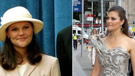 2a24f70b5dec Getingbetyg: Victorias stilresa – från tant till drottning