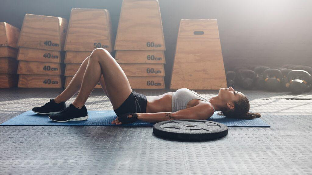 All träning handlar inte om att bli genomsvett och andas tungt.
